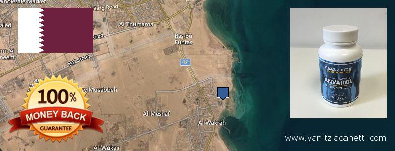 Purchase Anavar Steroids online Al Wakrah, Qatar