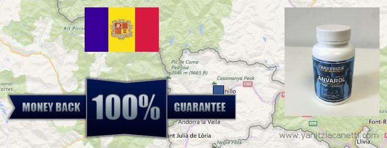 Purchase Anavar Steroids online Andorra