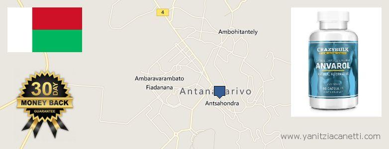 Where to Buy Anavar Steroids online Antananarivo, Madagascar