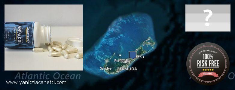Buy Anavar Steroids online Bermuda