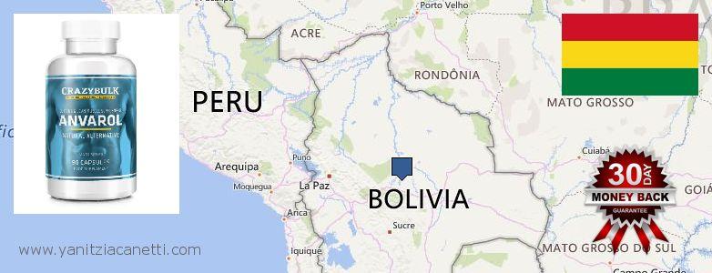 Wo kaufen Anavar Steroids online Bolivia