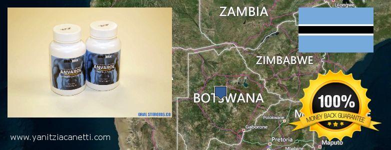Where to Buy Anavar Steroids online Botswana