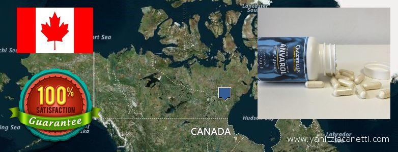 Wo kaufen Anavar Steroids online Canada
