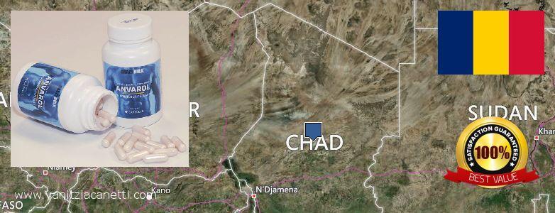 Gdzie kupić Anavar Steroids w Internecie Chad