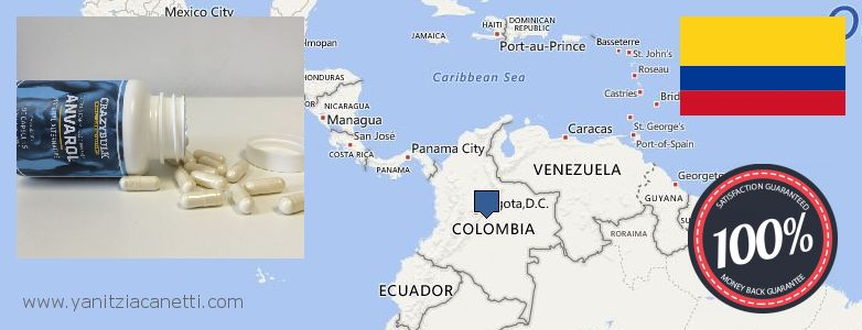 Wo kaufen Anavar Steroids online Colombia