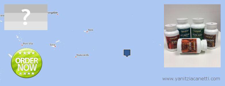 Purchase Anavar Steroids online Cook Islands