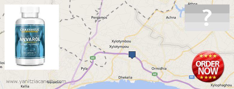 Where to Buy Anavar Steroids online Dhekelia