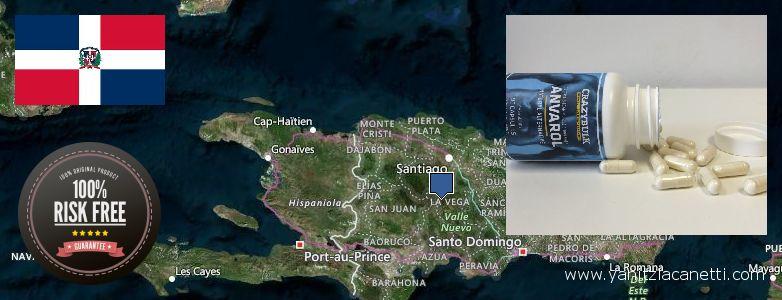 Wo kaufen Anavar Steroids online Dominican Republic