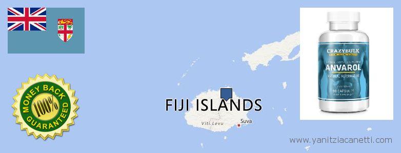 Purchase Anavar Steroids online Fiji