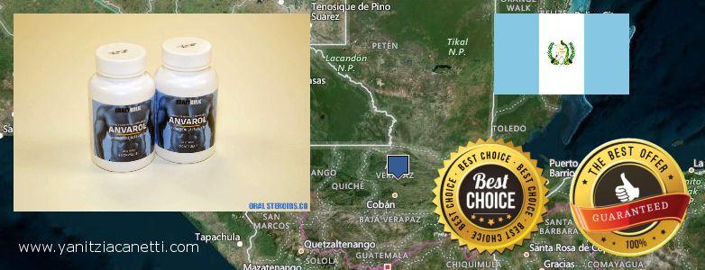Wo kaufen Anavar Steroids online Guatemala