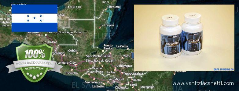 Wo kaufen Anavar Steroids online Honduras