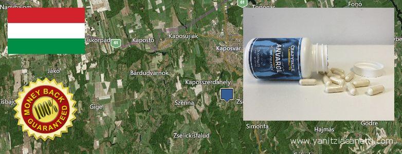Best Place to Buy Anavar Steroids online Kaposvár, Hungary