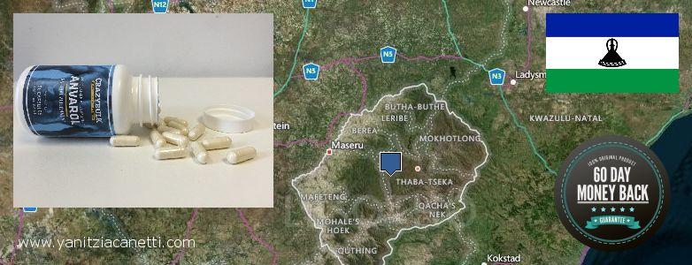 Buy Anavar Steroids online Lesotho