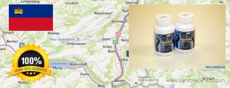 Where to Purchase Anavar Steroids online Liechtenstein