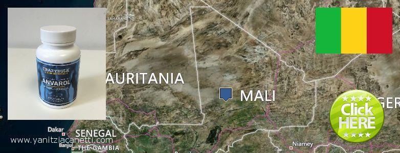 Gdzie kupić Anavar Steroids w Internecie Mali