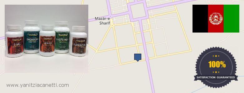 Purchase Anavar Steroids online Mazar-e Sharif, Afghanistan