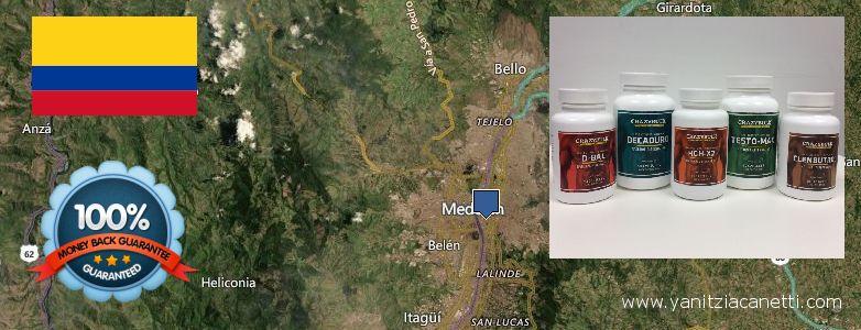 Buy Anavar Steroids online Medellin, Colombia