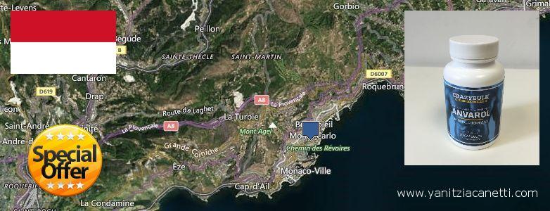 Where to Buy Anavar Steroids online Monaco