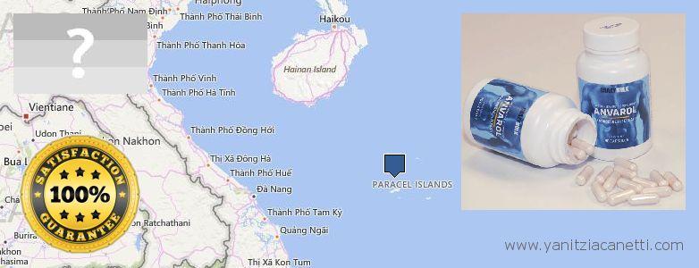 Buy Anavar Steroids online Paracel Islands