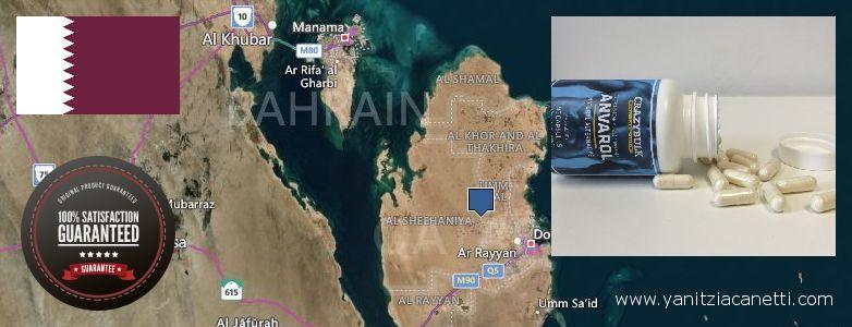 Wo kaufen Anavar Steroids online Qatar