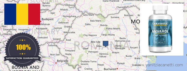 Hvor kan jeg købe Anavar Steroids online Romania