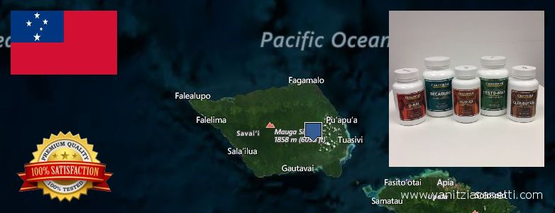 Purchase Anavar Steroids online Samoa