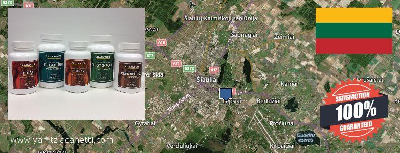 Where to Purchase Anavar Steroids online Siauliai, Lithuania