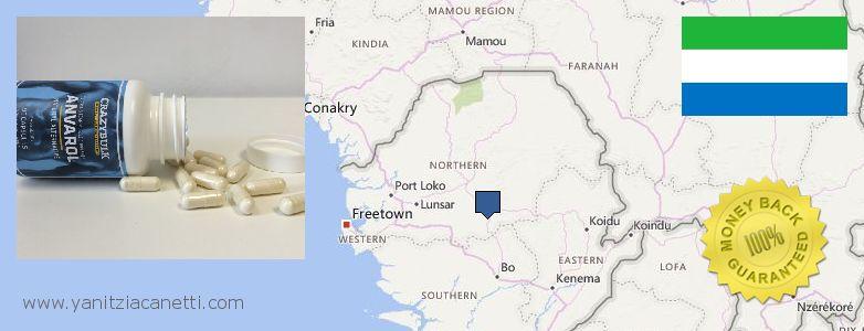 Waar te koop Anavar Steroids online Sierra Leone