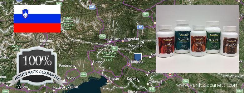 Wo kaufen Anavar Steroids online Slovenia