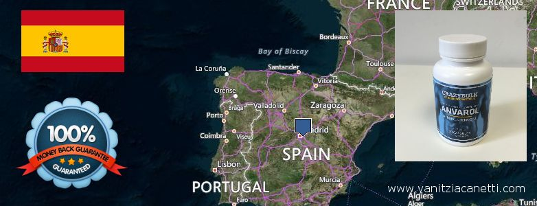 Wo kaufen Anavar Steroids online Spain