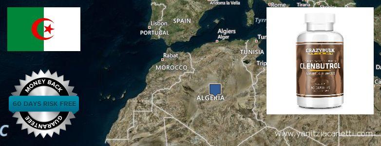 Gdzie kupić Clenbuterol Steroids w Internecie Algeria
