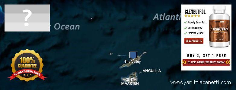 Buy Clenbuterol Steroids online Anguilla