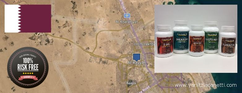 Purchase Clenbuterol Steroids online Ar Rayyan, Qatar