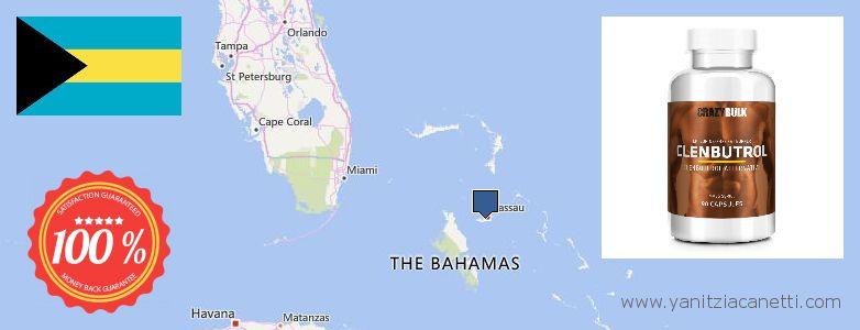 Где купить Clenbuterol Steroids онлайн Bahamas