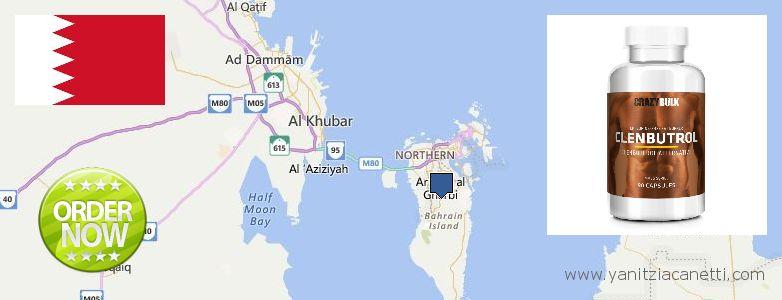 Dove acquistare Clenbuterol Steroids in linea Bahrain