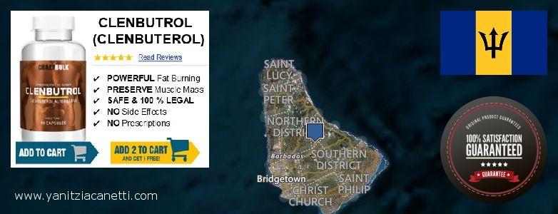 Buy Clenbuterol Steroids online Barbados