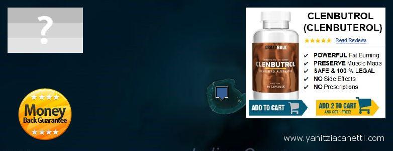 Where to Buy Clenbuterol Steroids online Bassas Da India