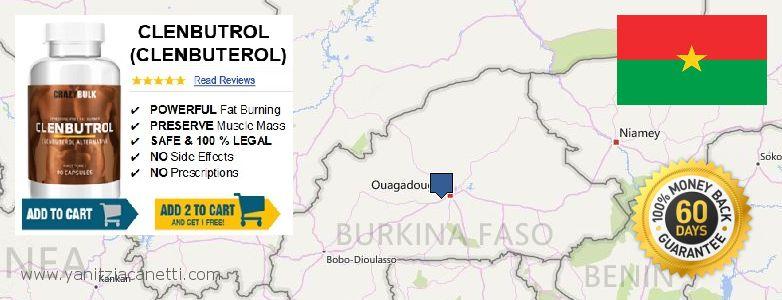 Dove acquistare Clenbuterol Steroids in linea Burkina Faso