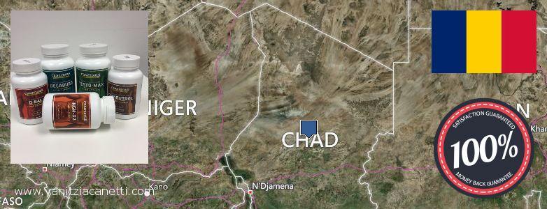 Gdzie kupić Clenbuterol Steroids w Internecie Chad