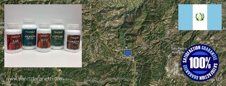 Buy Clenbuterol Steroids online Chinautla, Guatemala