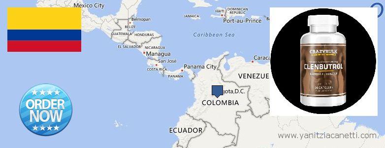 Wo kaufen Clenbuterol Steroids online Colombia