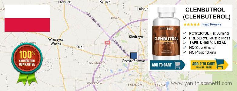 Where to Buy Clenbuterol Steroids online Czestochowa, Poland