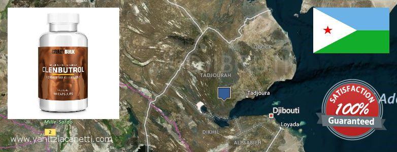 Best Place to Buy Clenbuterol Steroids online Djibouti