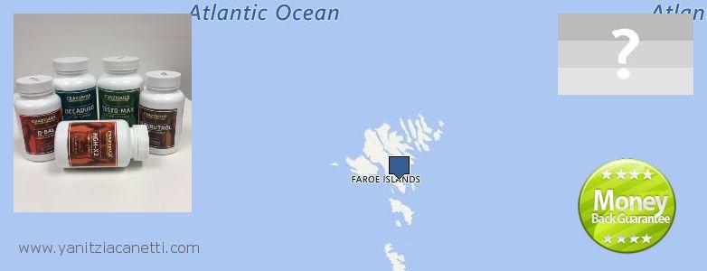 Buy Clenbuterol Steroids online Faroe Islands