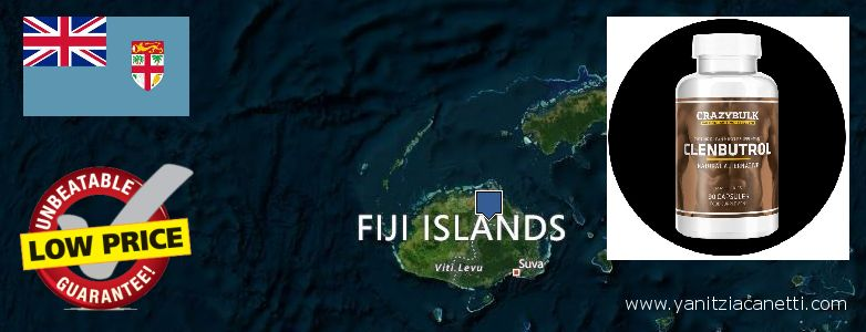 Where to Buy Clenbuterol Steroids online Fiji