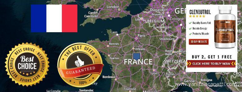 Gdzie kupić Clenbuterol Steroids w Internecie France