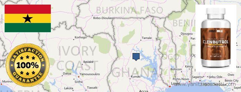 Wo kaufen Clenbuterol Steroids online Ghana