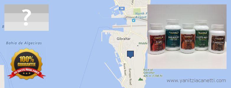 Buy Clenbuterol Steroids online Gibraltar