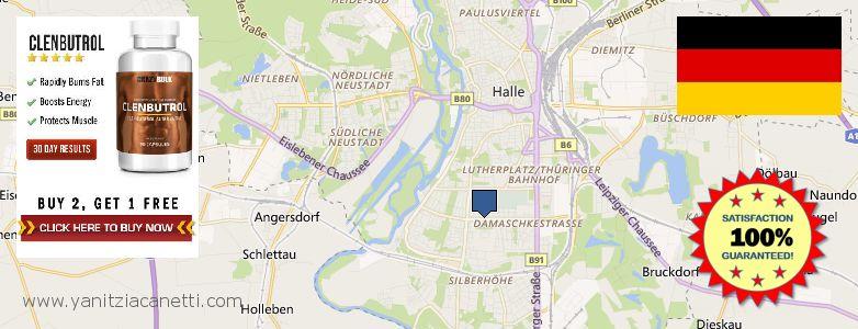 Hvor kan jeg købe Clenbuterol Steroids online Halle (Saale), Germany