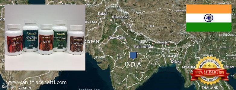 Wo kaufen Clenbuterol Steroids online India
